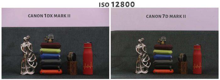 ISO 12800 Canon 1DX Mark ii Vs Canon 7D Mark ii