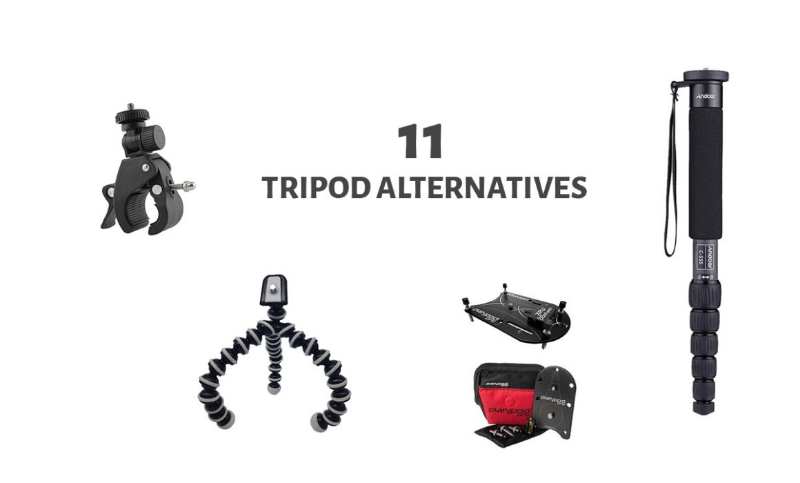 Tripod Alternatives 2018