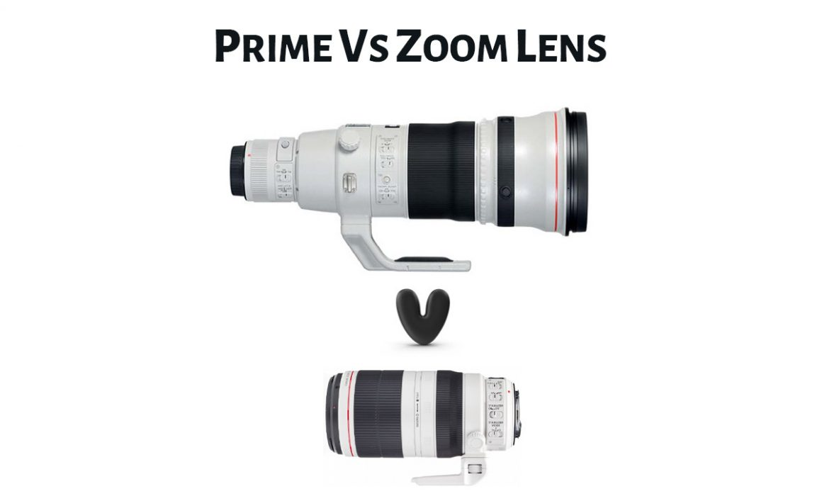 prime vs zoom lens