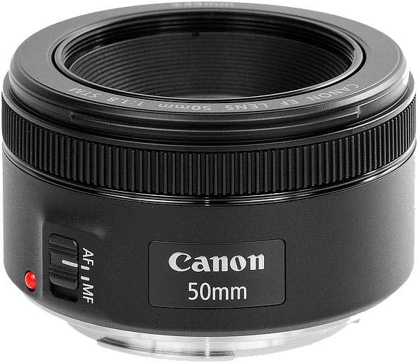Canon Nifty Fifty Lens