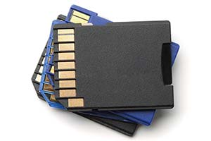 Extra Memory Cards