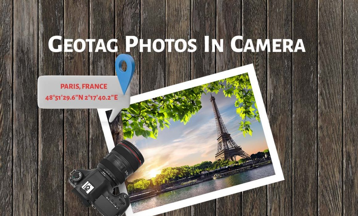 Geotagging Photos In Camera