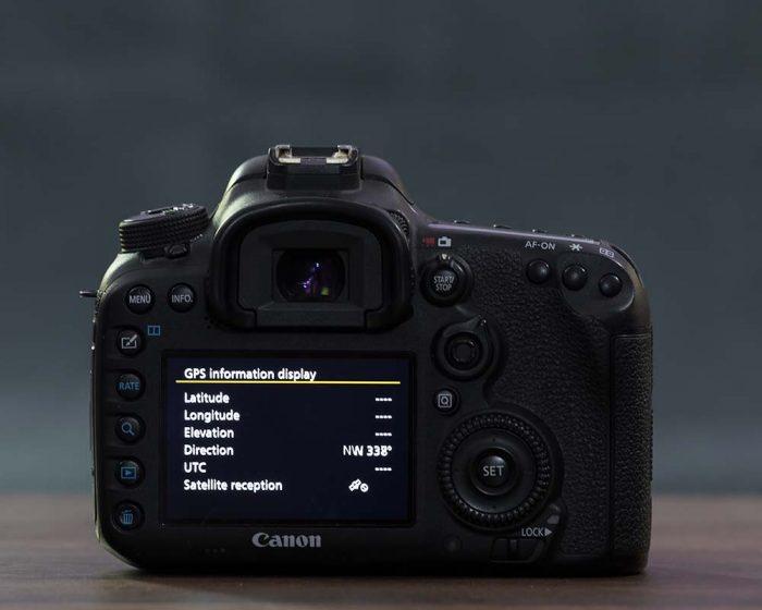 Canon geotag photos