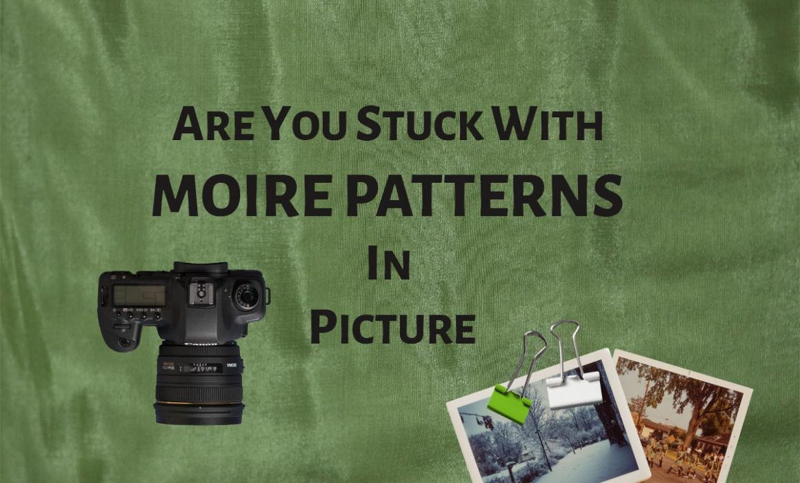 What are Moire Patterns
