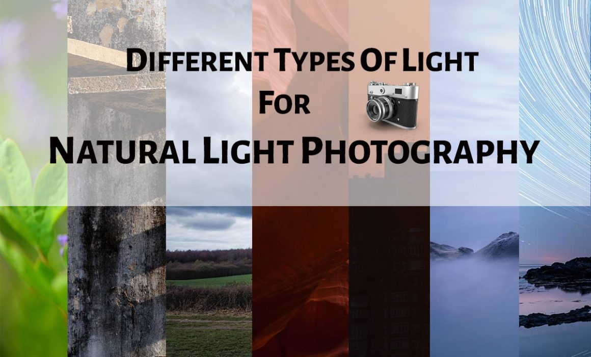 Different Types of Light in Natural Light Photography