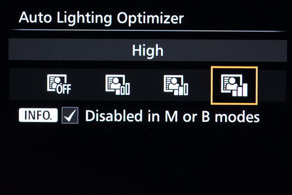 Auto Lighting Optimizer