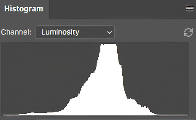 Luminance Histogram