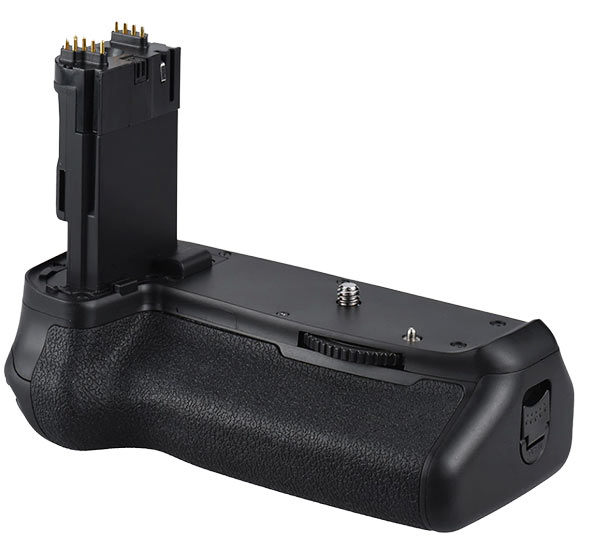Camera Battery Grip- Front View