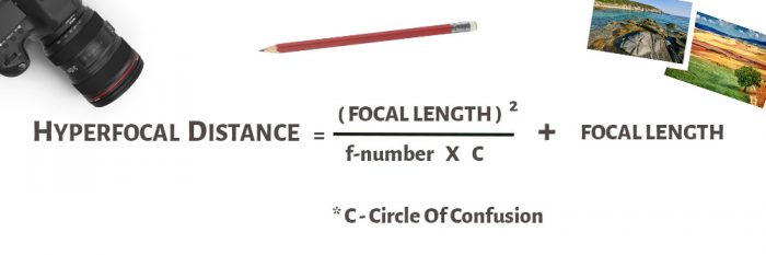 Hyperfocal Distance Formular