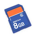 SD Card Memory Capacity