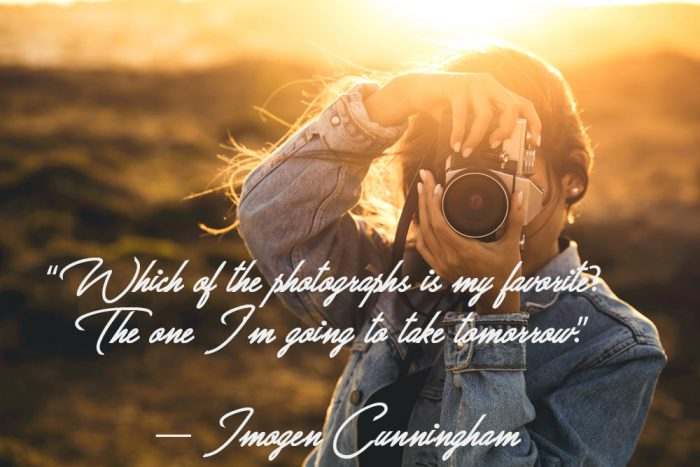 Inspirational Photography Quote