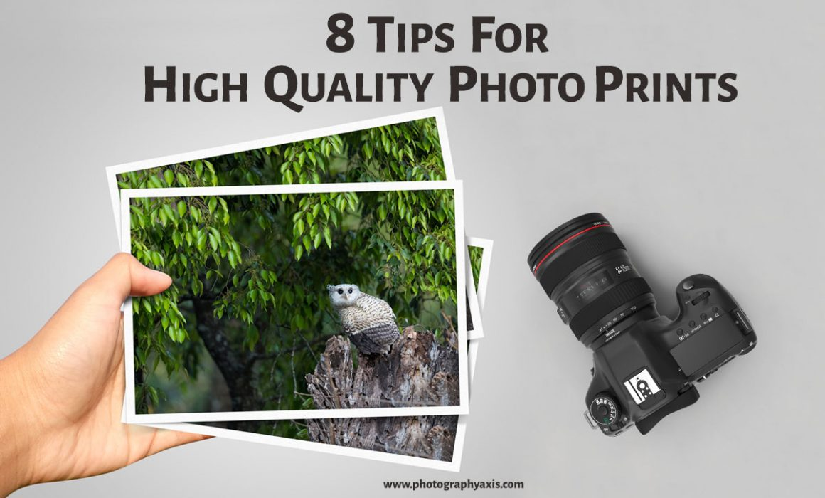 High Quality Photo Print Tips
