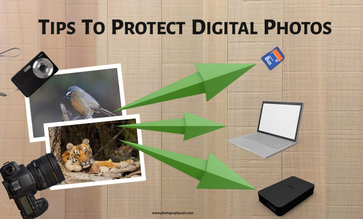 How to Protect Digital Photos