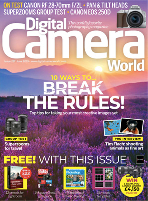 Digital Camera World Photography Magazine