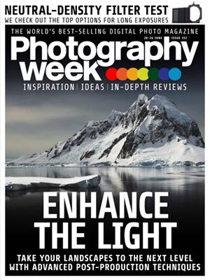 Photography week magazine