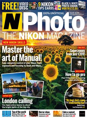 N Photo Nikon Photography Magazine