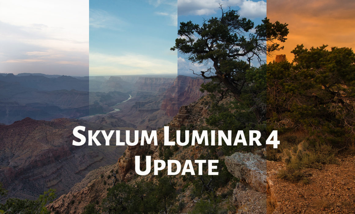 Skylum Luminar 4 Update