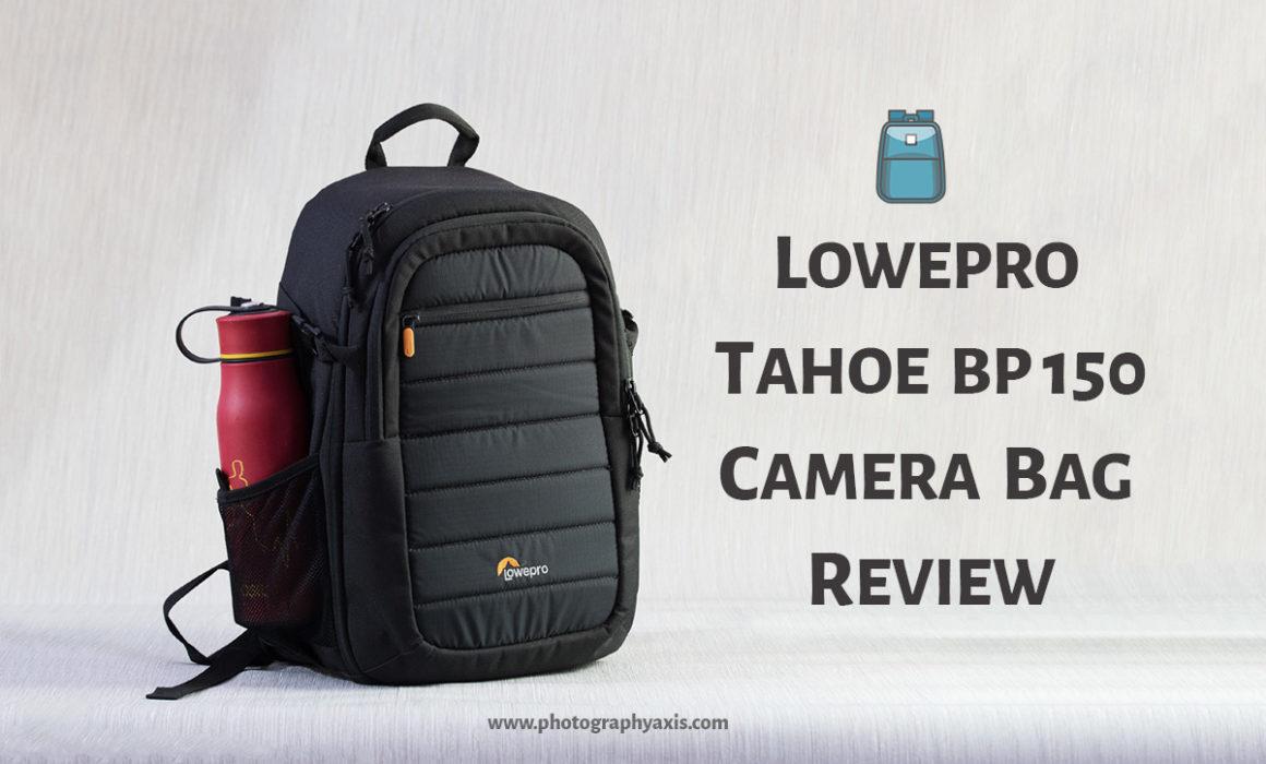 Lowepro Tahoe BP 150 Camera Bag Review