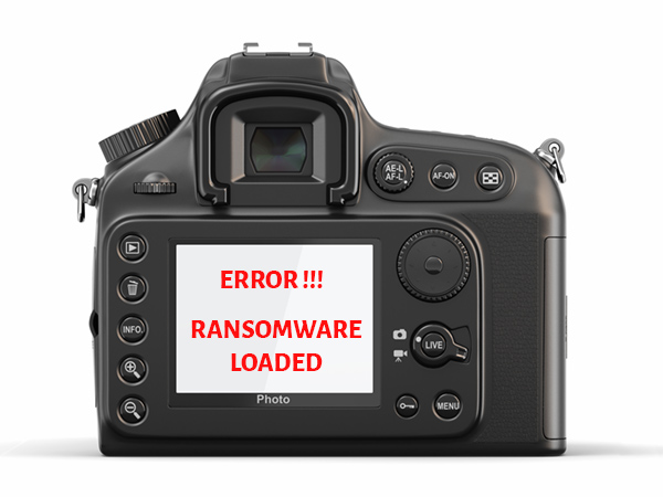 Camera Ransomware Security Threat