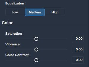 Precision Contrast filter