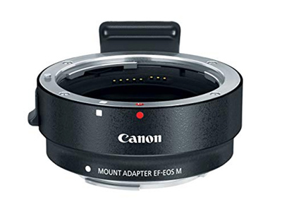 Canon EF TO EOS-M adapter