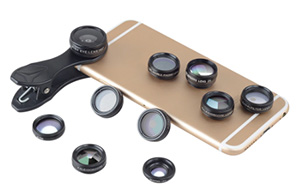 Best Gifts for Photographers-Smartphone Lens Set