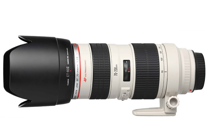 Canon 70-200 f/2.8 lens for Pro Photography