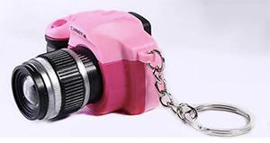 Miniature Camera Keychain
