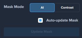 Auto Update Mask