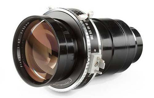 Carl Zeiss 50mm Planar lens