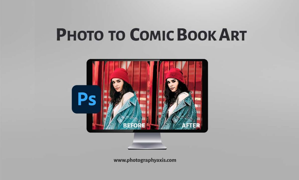 Convert Photos to Comic Book Art in Photoshop