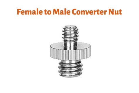 Female to Male Converter Nut