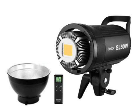 GODOX SL60w LED lights