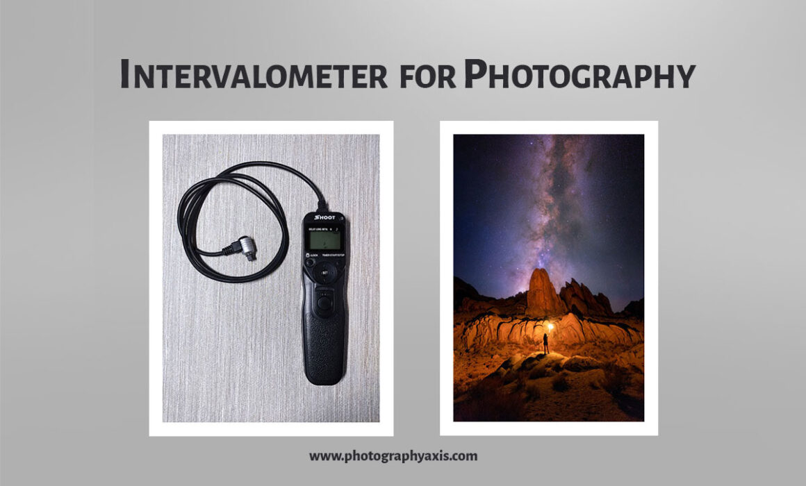 Intervalometer for photography