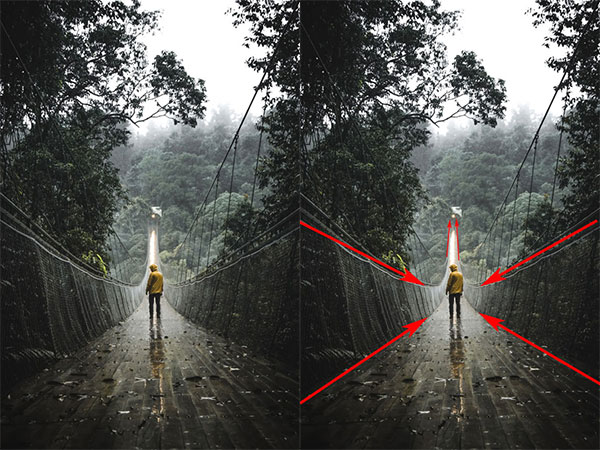 Leading Lines Photography Bridges
