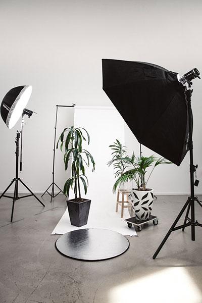 Photography studio accessories