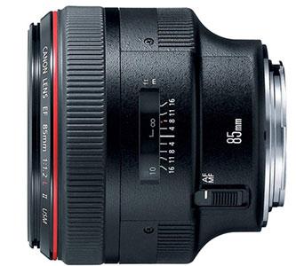 Prime Lens- Canon 85mm F1.2