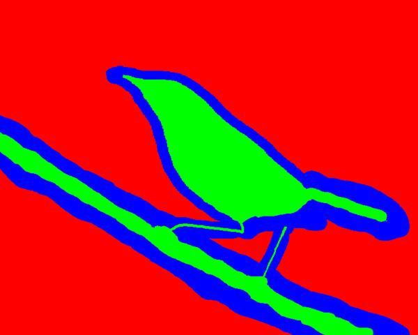 Trimap image
