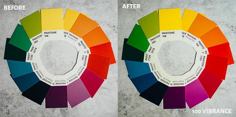 Vibrance Before After Image