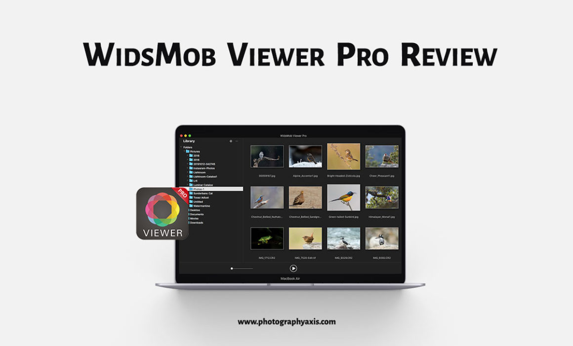 WidsMob Viewer Pro Photo Viewer Review