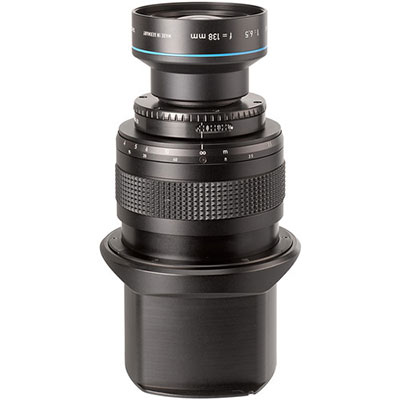cambo 138mm lens