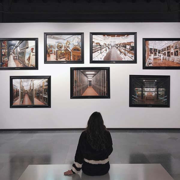 photo exhibition to increase photo print sales