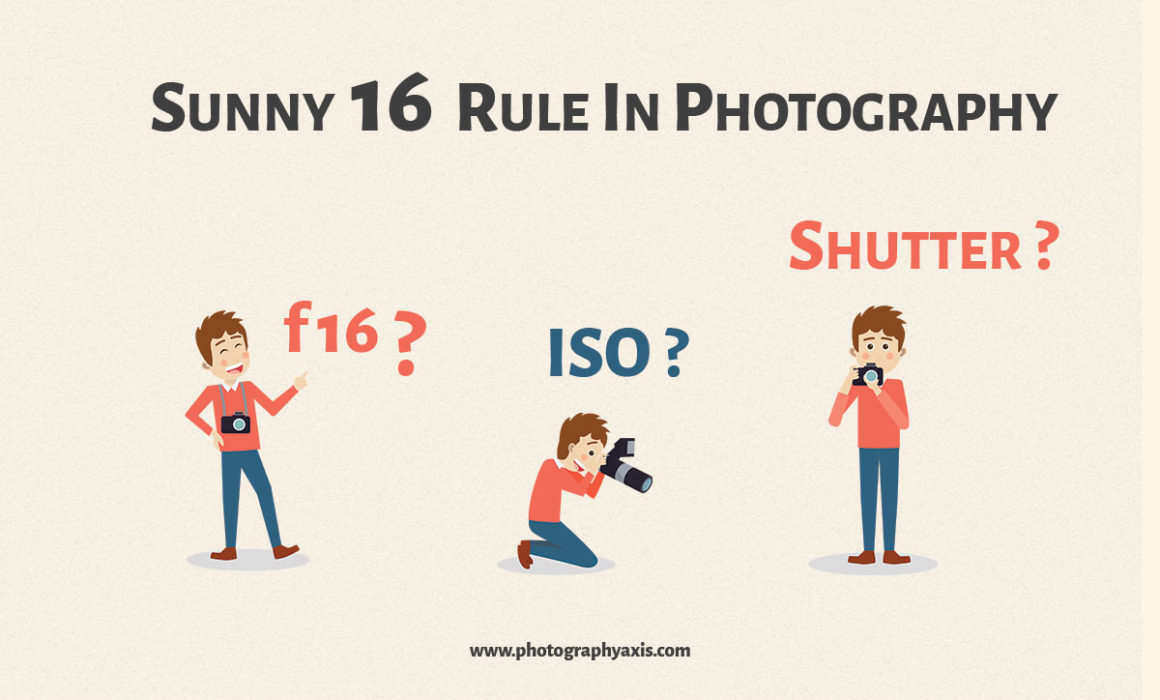 sunny 16 rule photography guide